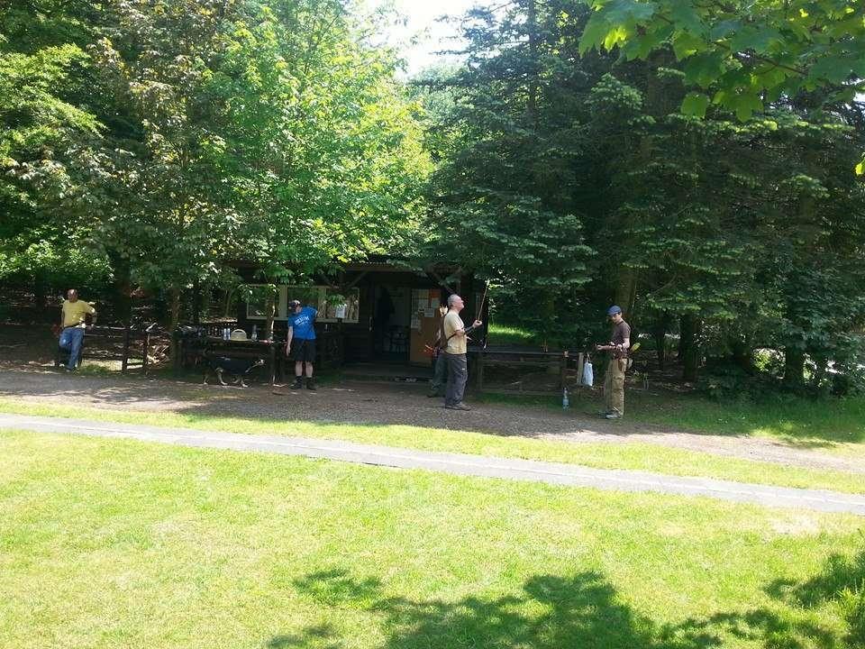 Bogensport Rheinberg Trainingsgelände